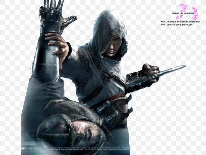 Assassin's Creed III Assassin's Creed: Brotherhood Assassin's Creed: Revelations Ezio Auditore, PNG, 1024x768px, Ezio Auditore, Assassins, Fictional Character, Pc Game, Playstation 3 Download Free