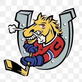 Trophy Dad - Barrie Colts Ontario Hockey League Barrie Molson Centre Ice Hockey Niagara IceDogs PNG