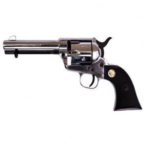Weapon - American Frontier Blank Firearm Colt Single Action Army Revolver PNG