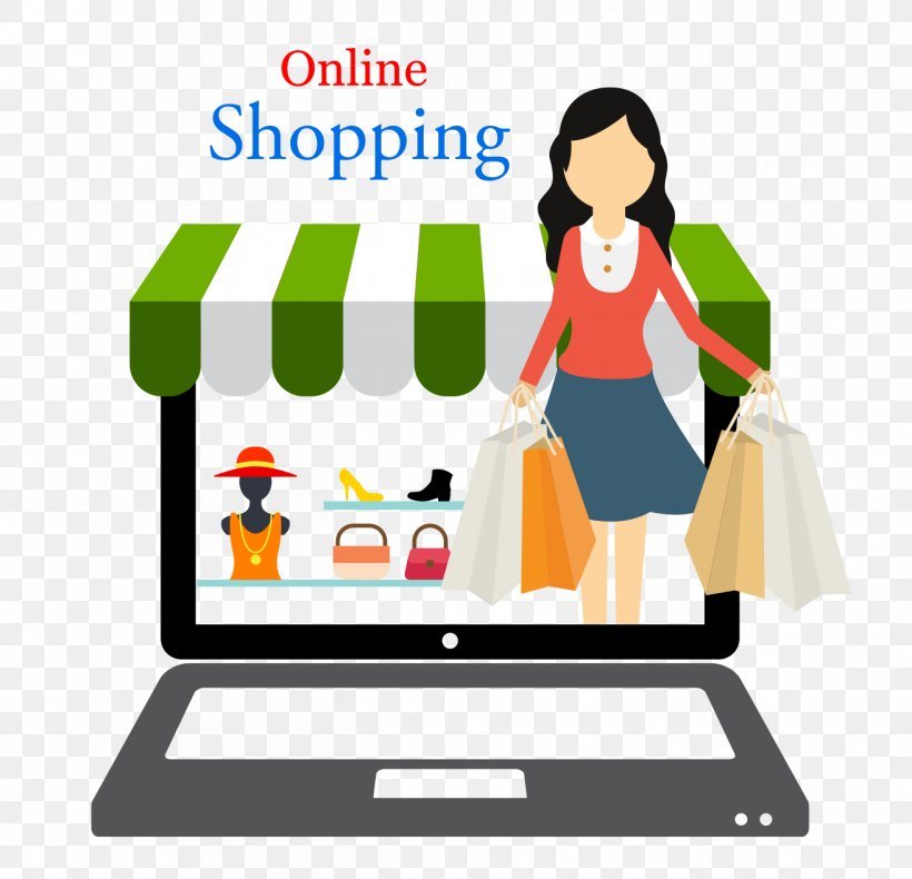 Online Shopping, PNG, 1313x1266px, Online Shopping, Area, Cdr, Clip Art, Communication Download Free