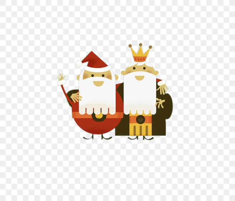 Santa Claus Cartoon King, PNG, 700x700px, Santa Claus, Cartoon, Christmas, Christmas Decoration, Christmas Ornament Download Free