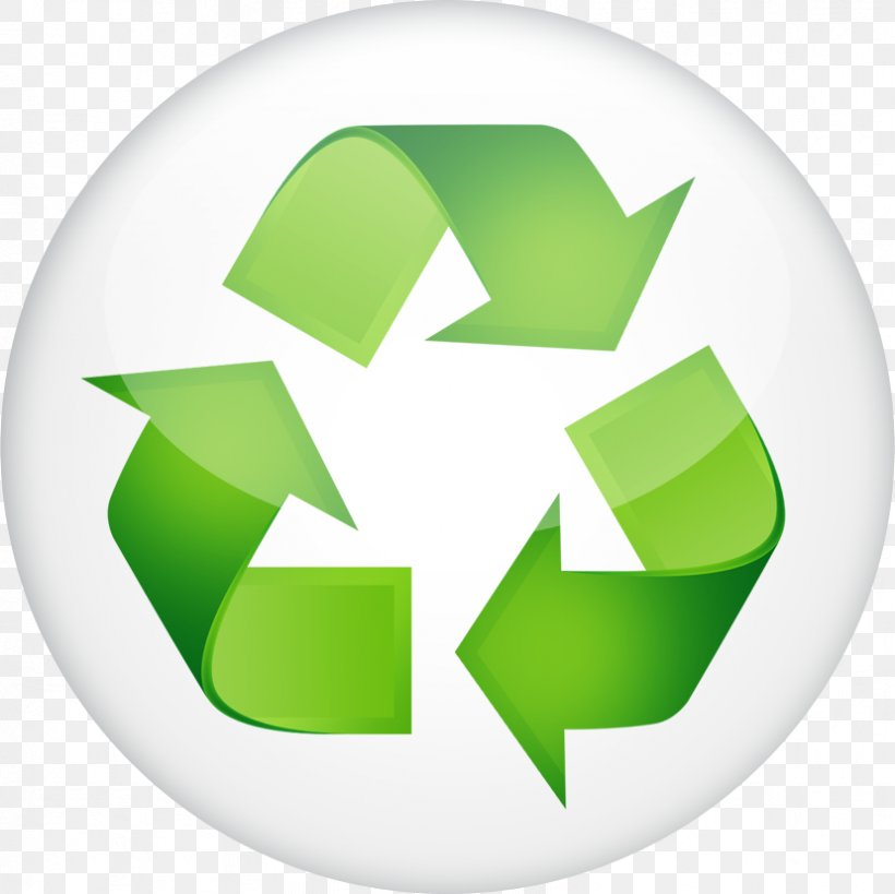 Plastic Bag Recycling Symbol Waste