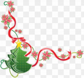 Christmas Tree - New Year Christmas Day Clip Art Christmas Tree Holiday PNG