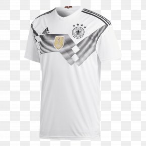 World Cup 2018 - 2018 FIFA World Cup Germany National Football Team Jersey T-shirt Adidas PNG