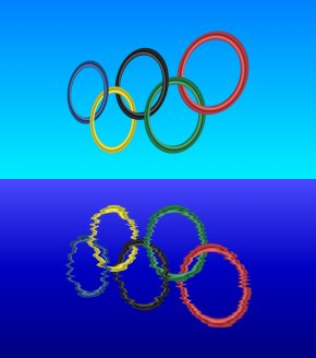 Olympic Rings - 2012 Summer Olympics Winter Olympic Games 2016 Summer Olympics Olympic Sports PNG