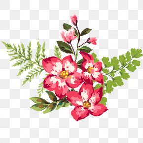 Floral Decoration - Greeting & Note Cards Flower Bouquet Floral Design Birthday PNG