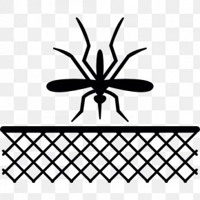 Mosquito - Mosquito Nets & Insect Screens Mosquito Nets & Insect Screens Symbol PNG