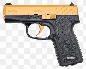 Handgun - Kahr Arms .380 ACP Semi-automatic Pistol Trigger PNG