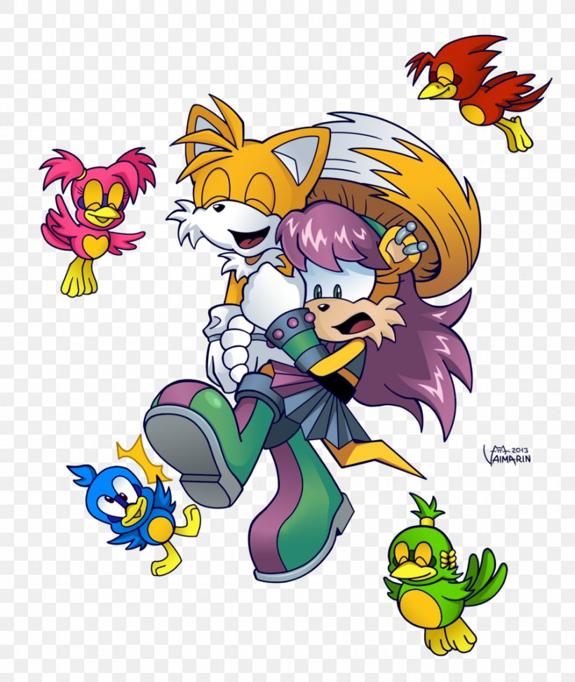 Tails Art Mina Mongoose Sonic The Hedgehog Png 900x1069px Tails Art Cartoon Character Deviantart Download Free