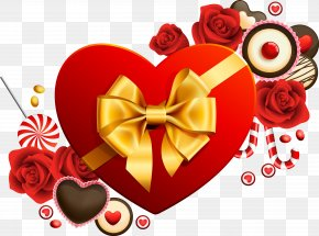 Valentine's Day - Valentine's Day Sweetest Day Greeting & Note Cards Clip Art PNG