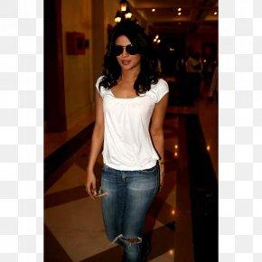 Deepika Padukone - Actor Bollywood Film Jeans PNG