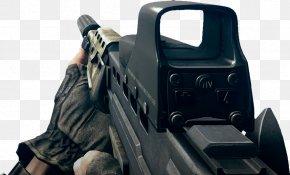 Hologram - Battlefield Hardline Battlefield 3 SA80 Battlefield 4 Weapon PNG
