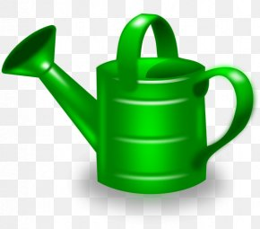 Watering Cliparts - Watering Can Clip Art PNG