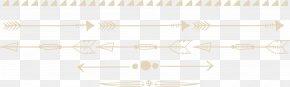 Colorful Arrow - Light Textile White Pattern PNG