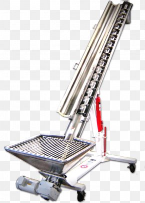 Screw - Machine Screw Conveyor Conveyor System Silo Augers PNG