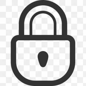 Unlocked Lock Cliparts - Password Computer Security Icon PNG