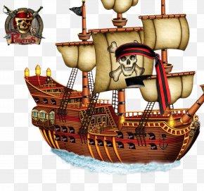 Pirate Ship - Queen Anne's Revenge Pitt County, North Carolina Piracy Ship Navio Pirata PNG