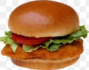 Tasty Burger - Hamburger Chicken Sandwich Veggie Burger Fast Food Hot Dog PNG