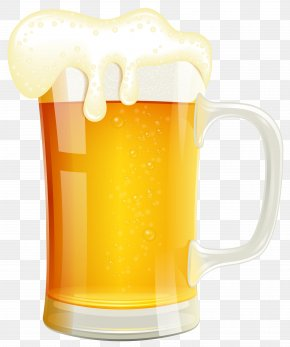 Beer Mug Vector Clipart Imag - Draught Beer India Pale Ale Cask Ale PNG