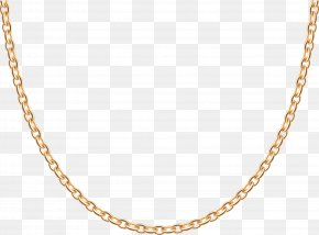 Gold Necklace Jewelry - Earring Necklace Gold Jewellery Chain PNG