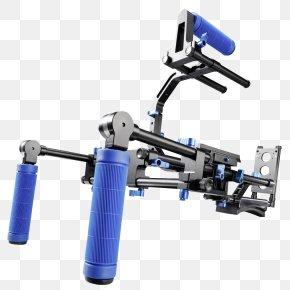 Dslr Rig - Photographic Film Video Cameras Digital SLR Camcorder PNG
