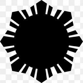 National Emblem - Flag Of The Philippines Solar Symbol Clip Art PNG