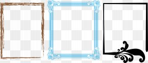 Frams - Borders And Frames Art Picture Frames Clip Art PNG