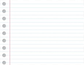 Notebook Paper - Paper Line Angle Point Pattern PNG