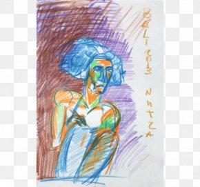 Bali - Watercolor Painting Drawing Art Sketch PNG