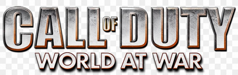 Call Of Duty: World At War – Final Fronts Call Of Duty: WWII Call Of Duty: United Offensive PlayStation 2, PNG, 957x303px, Call Of Duty World At War, Activision, Brand, Call Of Duty, Call Of Duty 2 Download Free