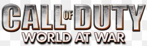 Call Of Duty: World At War - Call Of Duty: World At War – Final Fronts Call Of Duty: WWII Call Of Duty: United Offensive PlayStation 2 PNG