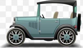 Gray Cartoon Car - Car Volvo XC40 Automotive Design PNG