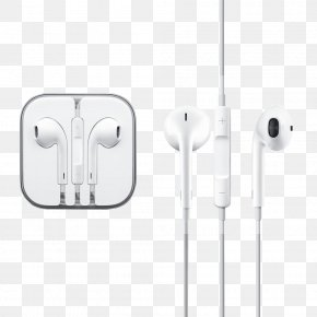 Microphone - IPhone X Apple Earbuds Microphone Headphones PNG