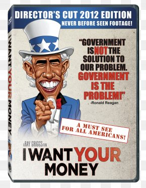 Dvd - Ray Griggs I Want Your Money Amazon.com DVD PNG