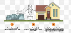 Solar Energy - Concentrated Solar Power Community Solar Farm Photovoltaic Power Station Solar Energy PNG