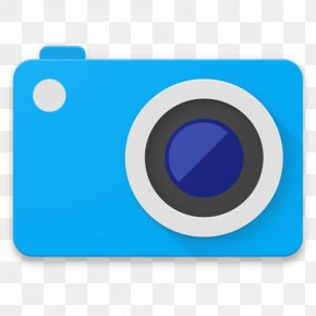 Transparent Material - Camera Android Photography Icon Design PNG