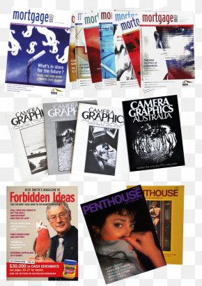 Magazine Cover - Magazine Graphic Design Advertising Book PNG