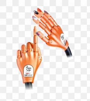 Nail - Nail Art Hand Model Nail Polish Finger PNG