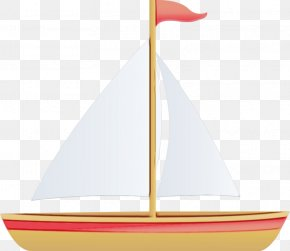 Boating Sailing Ship - Ship Cartoon PNG