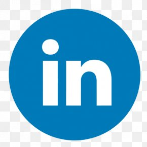 Social Media - LinkedIn Social Media Logo Social Networking Service PNG