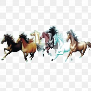 Horse - Horse Painting Interior Design Services Room Galloping PNG