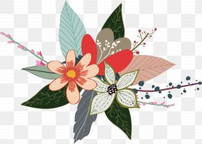 Vector Flower - Flower Stock Photography Euclidean Vector PNG