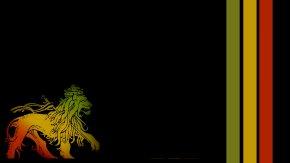 Bob Marley - Desktop Wallpaper Lion Rastafari Display Resolution Desktop Metaphor PNG