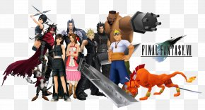 Final Fantasy - Final Fantasy VII Remake PlayStation 4 Dissidia Final Fantasy PNG