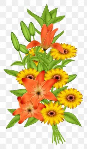 Ornamental - Floral Design Flower Bouquet Vector Graphics Clip Art PNG