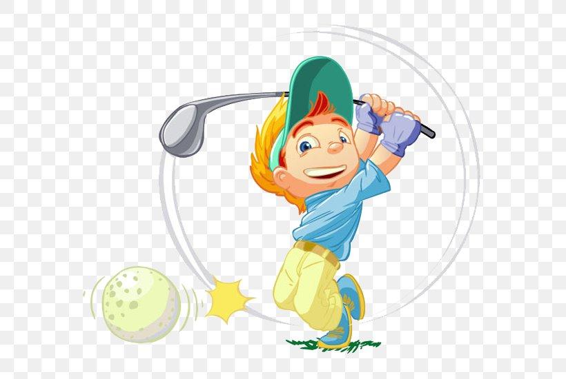 Golf Cartoon Sport Illustration Png 714x550px Golf Art Ball Ball Game Boy Download Free