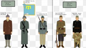 Star Cartoon Hand Drawing - The Waffen-SS Military Art Soldier Uniform PNG