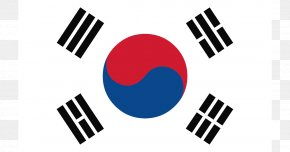 Flag - Flag Of South Korea National Flag Gallery Of Sovereign State Flags PNG