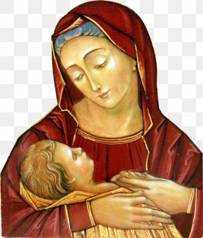 Mary - Mary Eleusa Icon Divine Providence Our Lady Of Providence Icon PNG