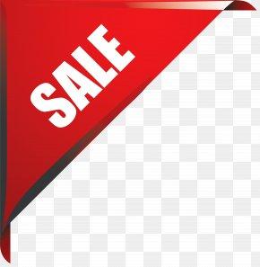 Sale Corner Sticker Clipart Image - Sales Promotion Discounts And Allowances Gratis Logo PNG